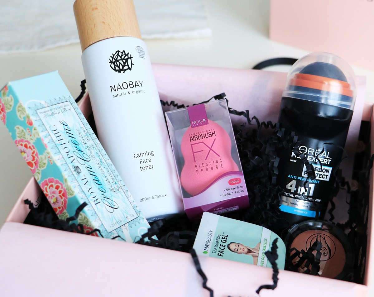 GlossyBox Review - January 2016