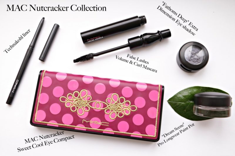 MAC Cosmetics Nutcracker Makeup Collection