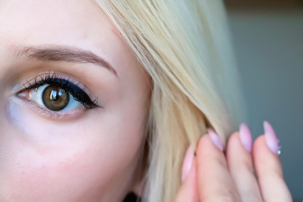 make your eyes pop! acuvue define contact lenses review/demo