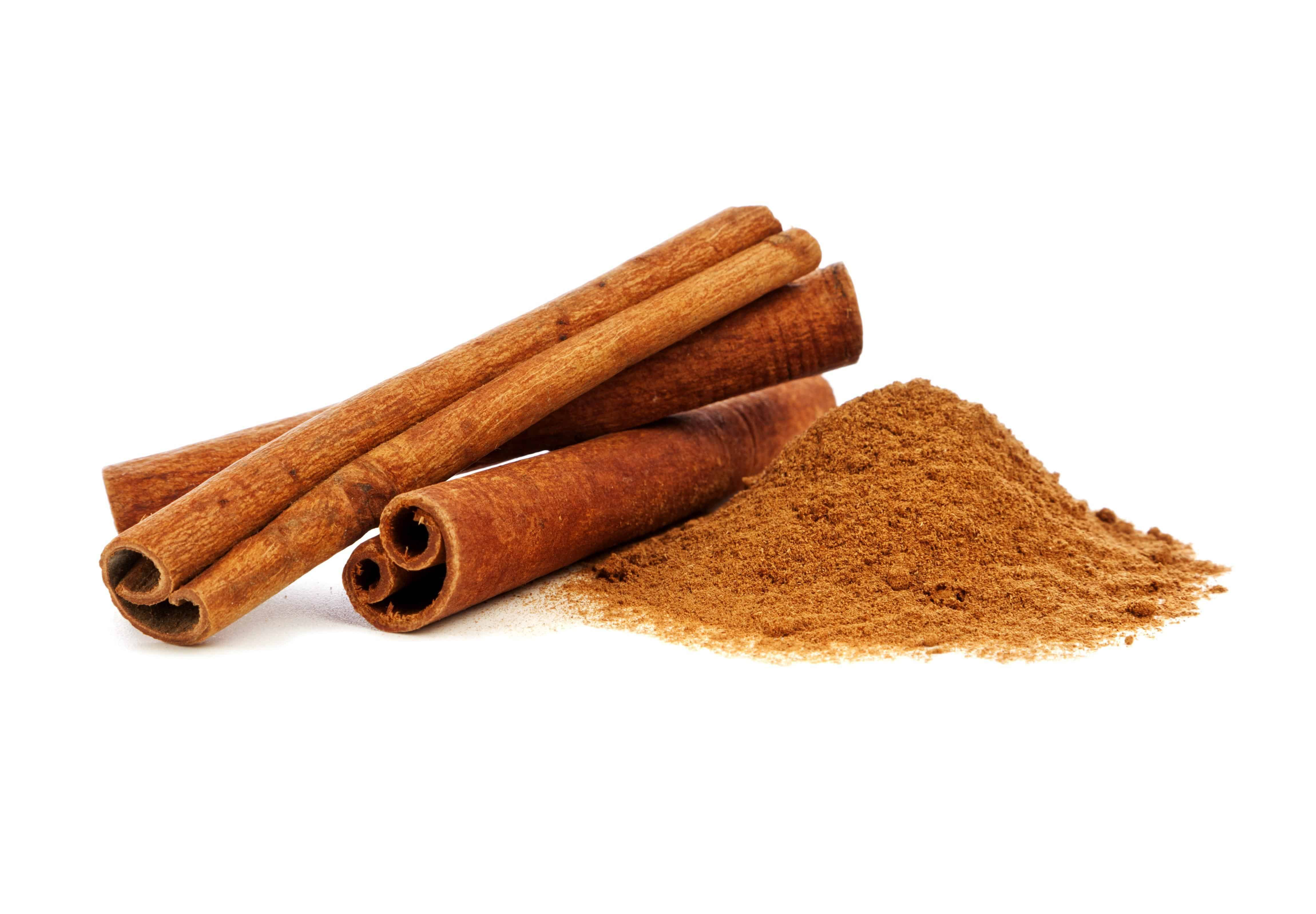 10 Amazing Herbs That Strengthen Your Digestion; Cinnamon