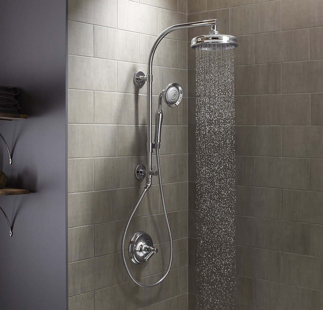 5 Tips To Choosing A Therapeutic Shower